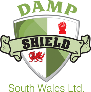 dampshield logo png