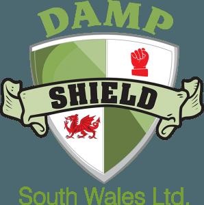 dampshield logo png
